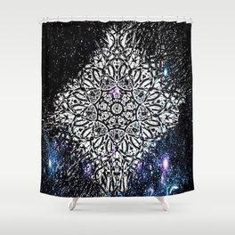 Mandala design 05 Shower Curtain