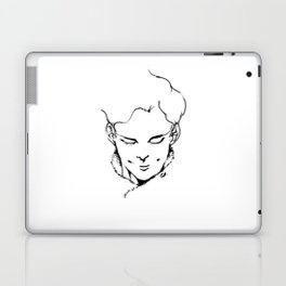 BLOW MY MIND. Laptop & iPad Skin