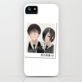 Tokyo Ghoul Re End iPhone Case