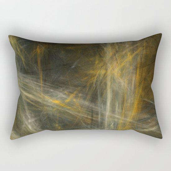 A Day in the Hay  (A7 B0193) Rectangular Pillow