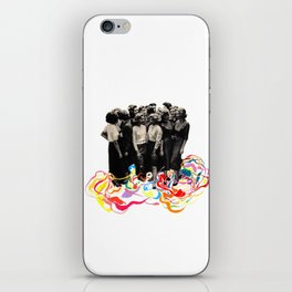 We are all cool though! iPhone Skin
