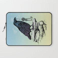 Raven's Keys Laptop Sleeve
