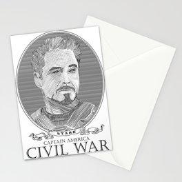 Civil War #2 Stationery Cards