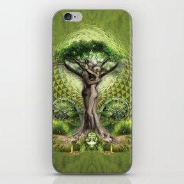Tree Psyde 2019 - Green iPhone Skin