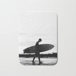 Surf Boy Bath Mat