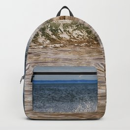 Beach Wave Backpack