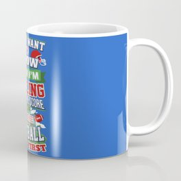 Football Coffee Mug