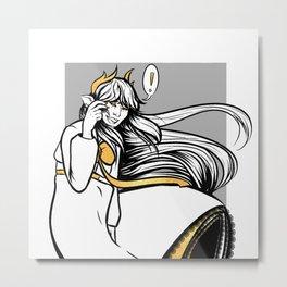 Seul-Ki Mini Metal Print