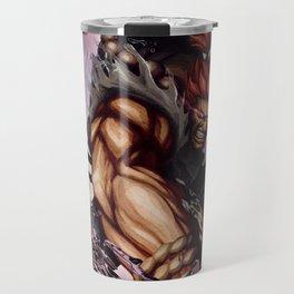 Akuma - Street Fighter Travel Mug