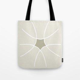 Starlines Tan Tote Bag