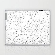 Linien - chaos - Symbole  (A7 B0117) Laptop & iPad Skin