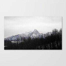 Alps Apuane Canvas Print