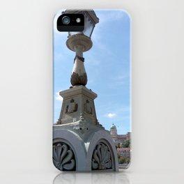 Budapest/ River Danube iPhone Case