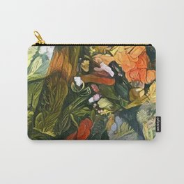 Garden Alley Carry-All Pouch