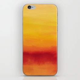 Abstract No. 185 iPhone Skin