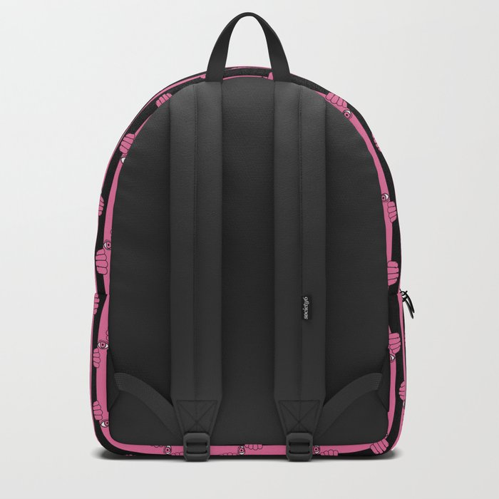 Peeking eyes Backpack