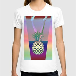 Ananas Woman T-shirt