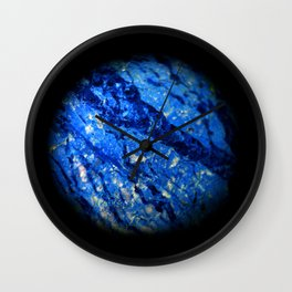 Pareidolia 002 Wall Clock