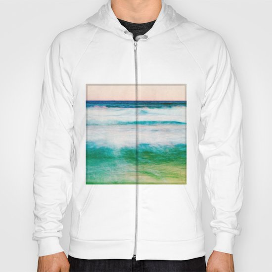 watercolor Hoody