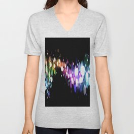 Rainbow Room  Unisex V-Neck