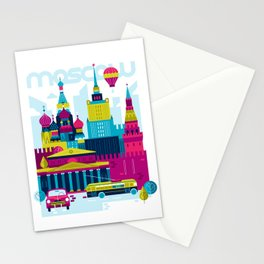 Moscow Stationery Cards
