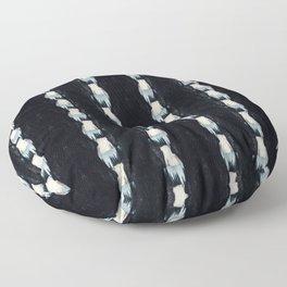DarkScrapers Floor Pillow
