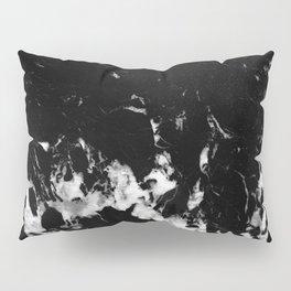 Black Marble #8 #decor #art #society6 Pillow Sham