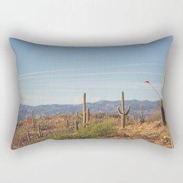 Desert Heart II Rectangular Pillow