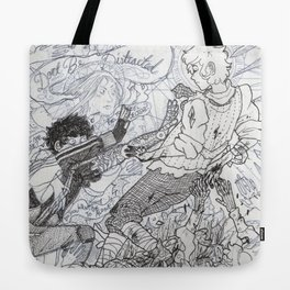 Age of Adz Tote Bag