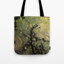 Wetland Arteries Tote Bag