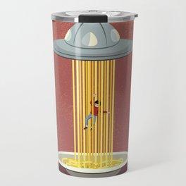 Invasion of spaghetti Travel Mug