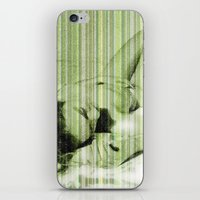 naked iPhone & iPod Skins featuring Naked by Cesar Peralta