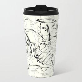 Temptation of Angels Travel Mug