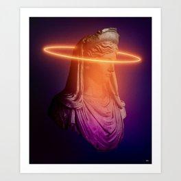 LudOvisi Art Print