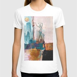 The song of city T-shirt