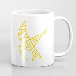 Mockingjay w/ quote Coffee Mug
