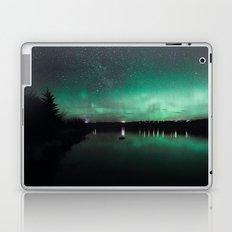 Northern Lights over Emerald Bay II Laptop & iPad Skin