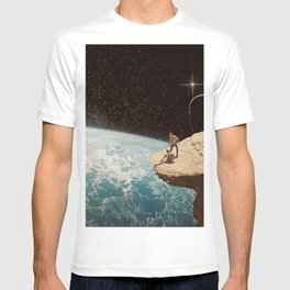 Edge of the world T-shirt
