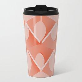 Concrete Vertebrae Travel Mug