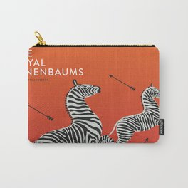 Margot's Wallpaper / The Royal Tenenbaums / Wes Anderson Carry-All Pouch