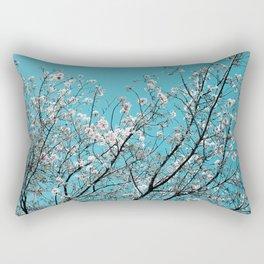 Blossoms Rectangular Pillow