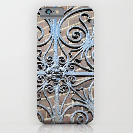 Swirls iPhone & iPod Case