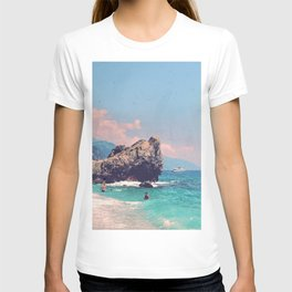 Like An Italian Riviera Postcard T-shirt