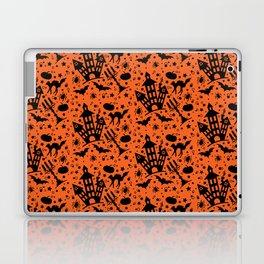 Halloween House Laptop & iPad Skin
