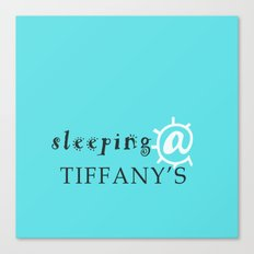 @ Tiffany's Canvas Print