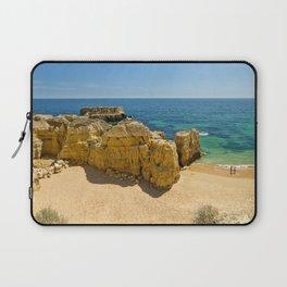 Algarve cliffs Laptop Sleeve