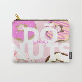 DoNuts! Carry-All Pouch
