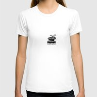 delorean T-shirts featuring Delorean by SIMid