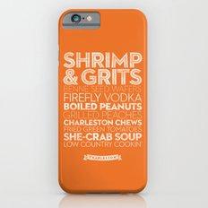 Charleston — Delicious City Prints iPhone 6s Slim Case