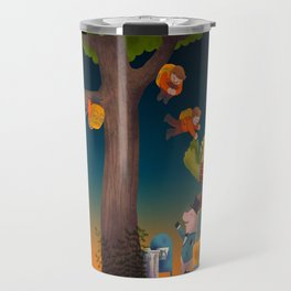 Let the Adventure Begin! Travel Mug